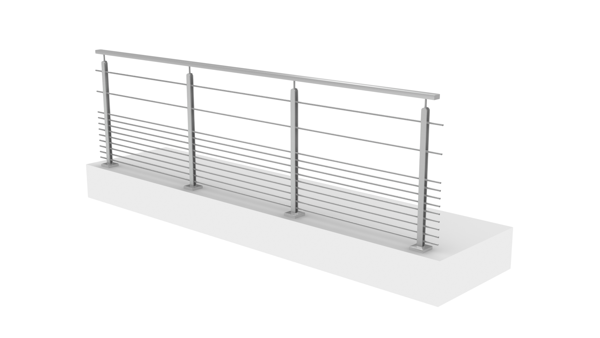 balustrade inox design