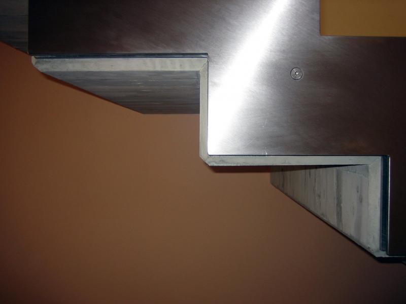 escalier inoxdesign 111 1143 1