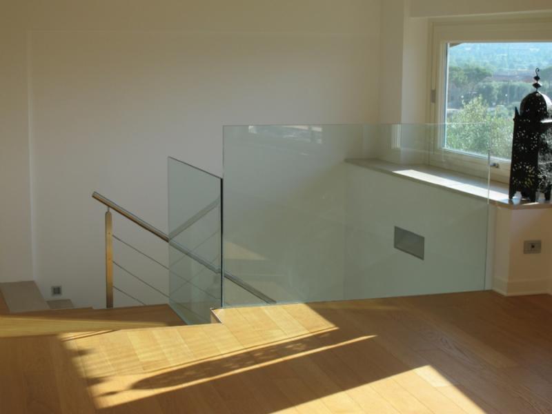 parapet en verre  inoxdesign 1