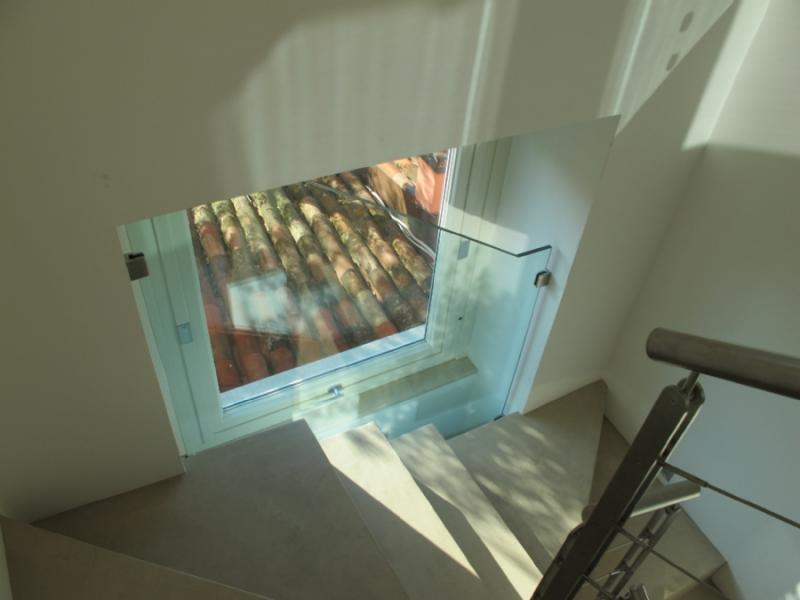 parapet en verre  inoxdesign 4