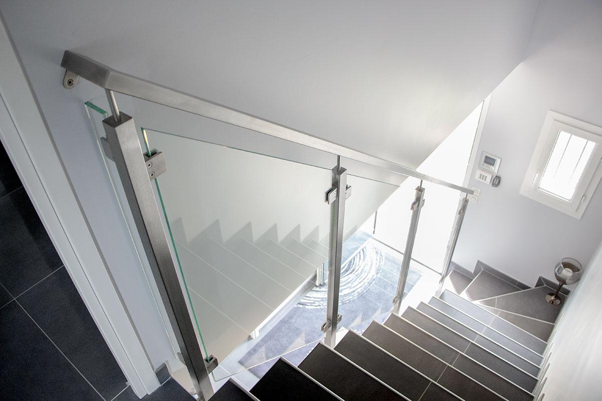 Choix Rampes Et Garde Corps D Escalier Inoxdesign Inoxdesign