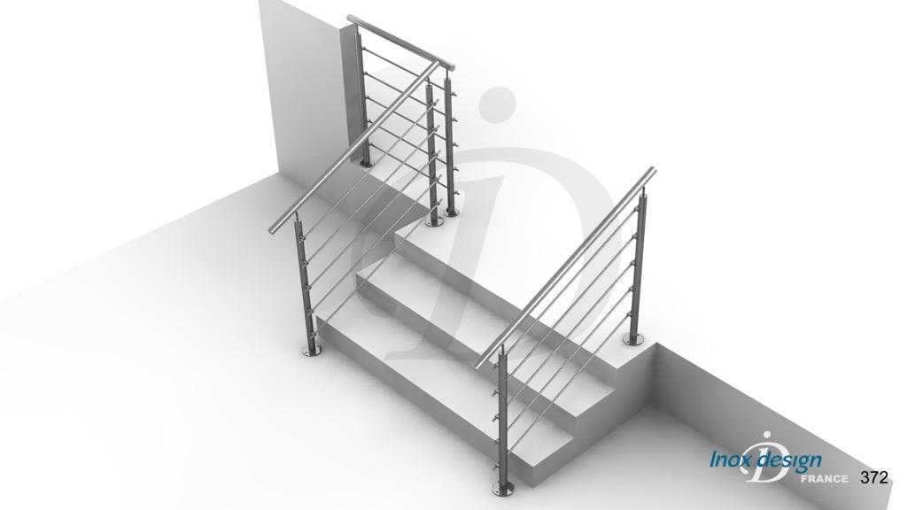 garde corps escalier ext rieur projets. Black Bedroom Furniture Sets. Home Design Ideas