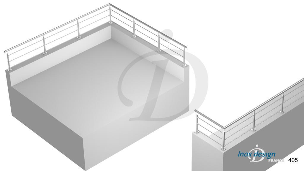 garde corps inox projets. Black Bedroom Furniture Sets. Home Design Ideas