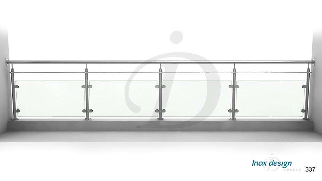 garde corps balcon projets. Black Bedroom Furniture Sets. Home Design Ideas