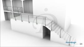 Garde-Corps Terrasse Escalier