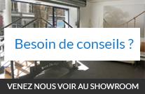garde-corps sur mesure, votre devis gratuit en showroom