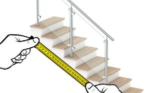 garde corps verre escalier