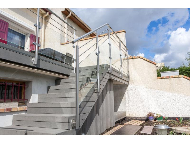 hauteur garde corps terrasse extérieure dans le Val d'Oise 95
