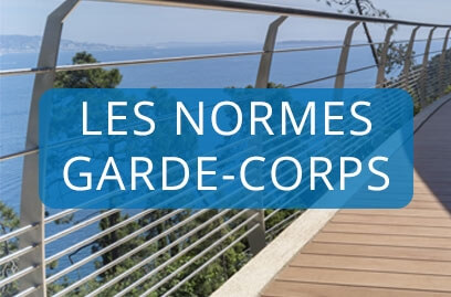 Les normes garde-corps
